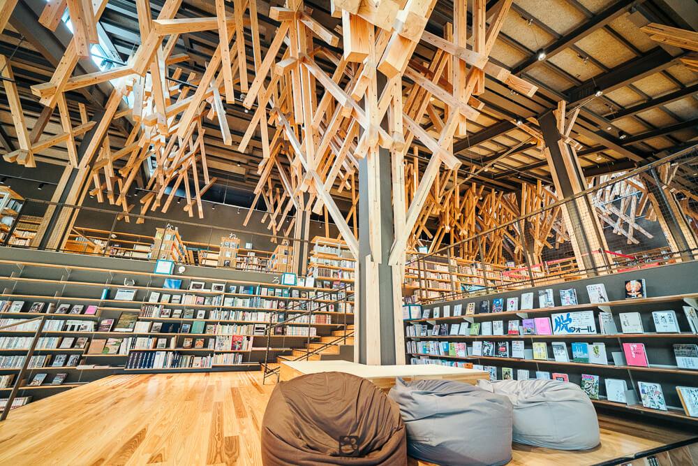 Kumonoue library photo spot6