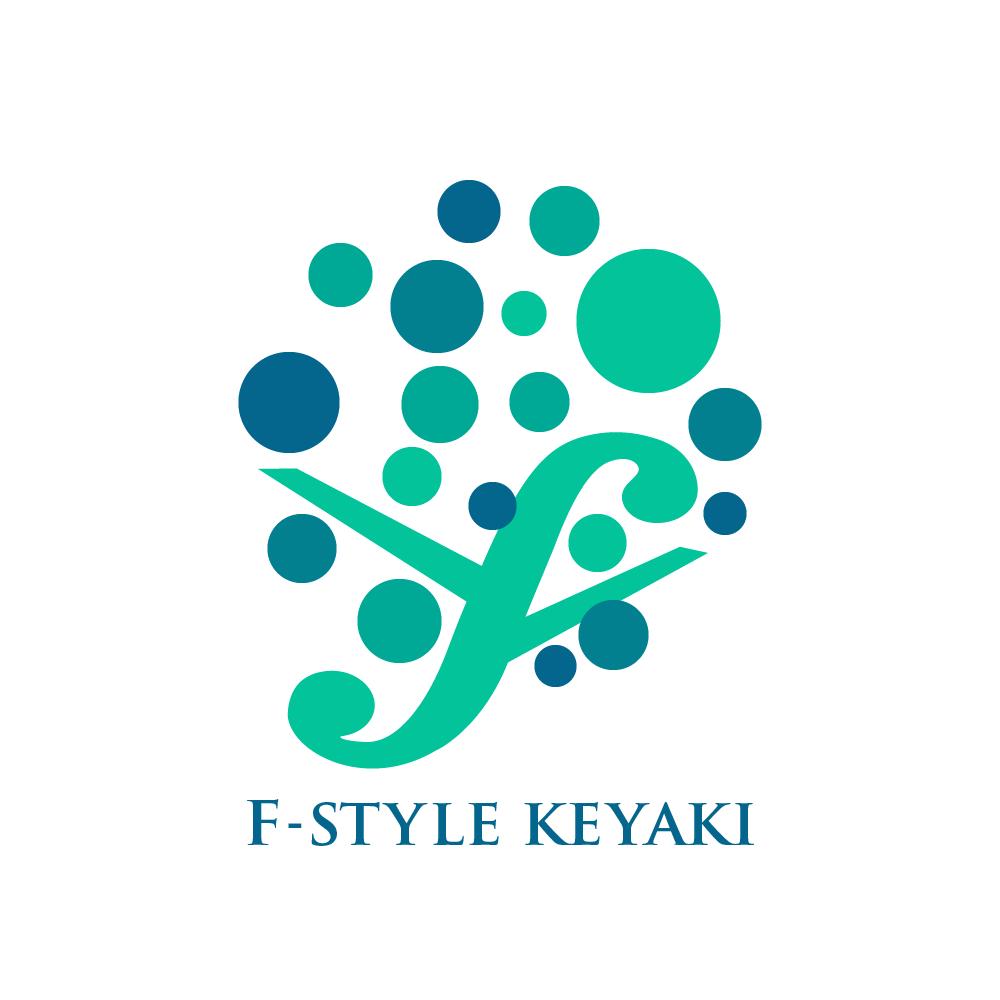F style keyaki logo