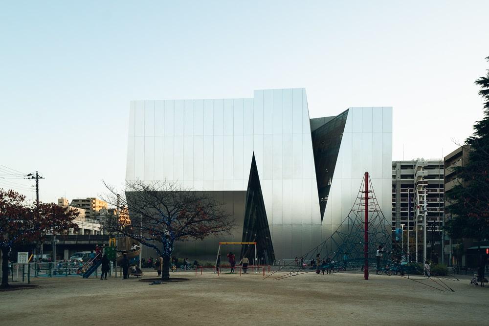 The Sumida Hokusai Museum02