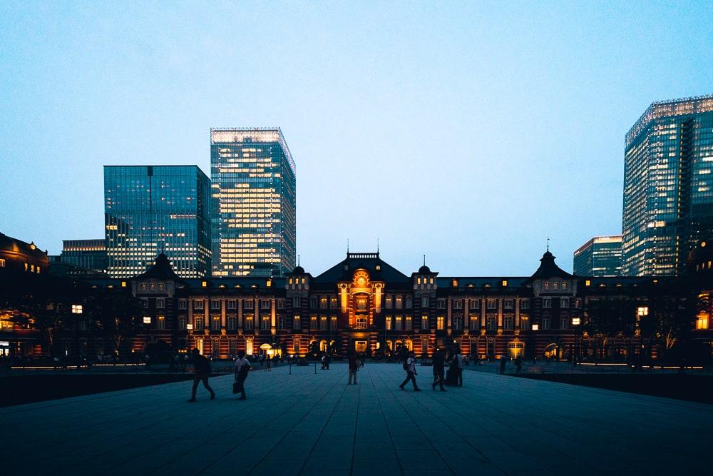 Tokyo Station02