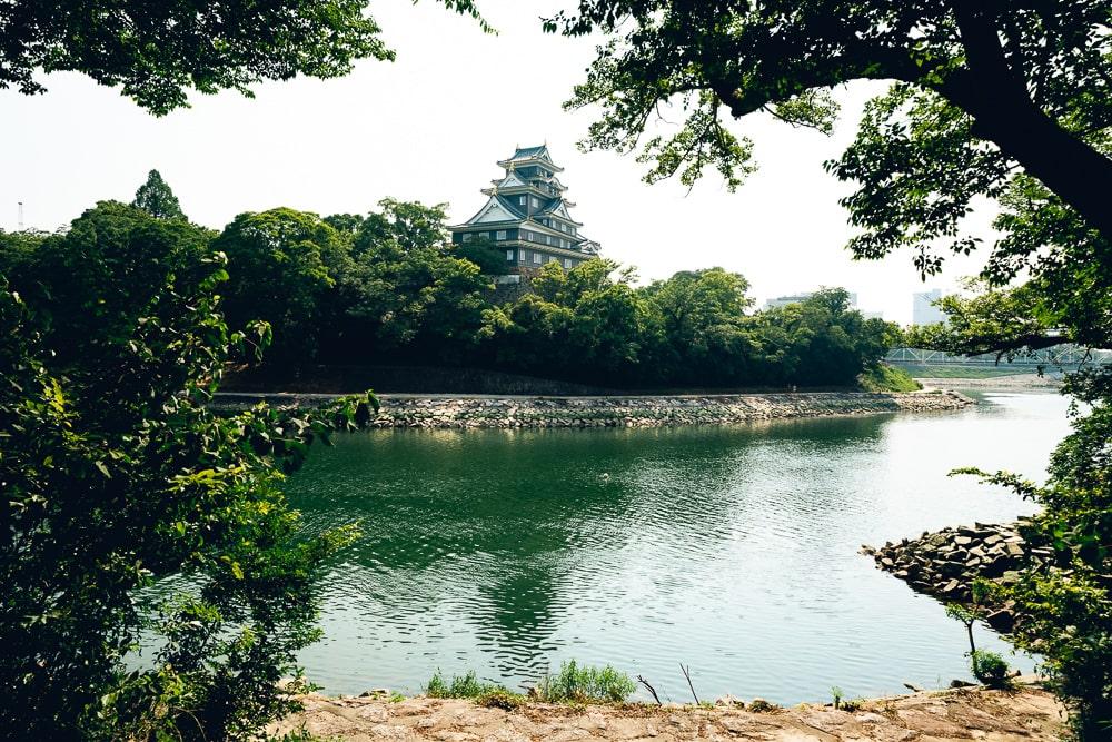 Okayama okayama castle01